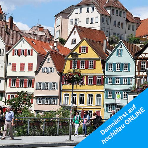 TÜBINGEN Grüne Stadt mit großem Charme | Foto: Hans-Jörg Ernst
