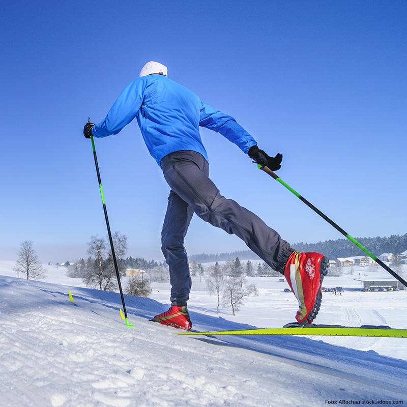 Wolfgang Hattingen gibt Tipps zur optimale Vorbereitung auf Wintersport | Foto: ARochau stock.adobe.com