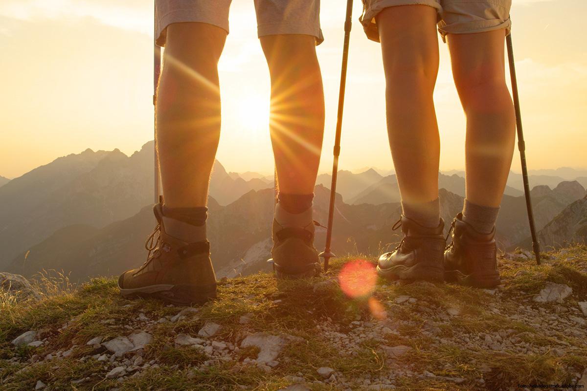 STARKE BEINE Tipps von Fitnessexperte Wolfgang Hattingen | Foto: helivideo stock.adobe.com